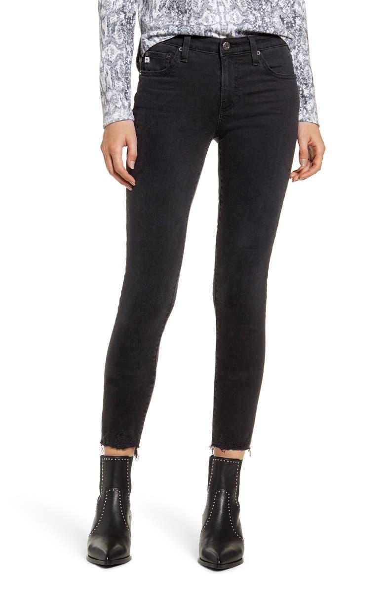 AG The Legging Ankle Super Skinny Jeans, Main, color, 014
