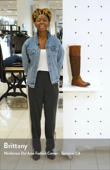 Natty Knee High Boot, sales video thumbnail