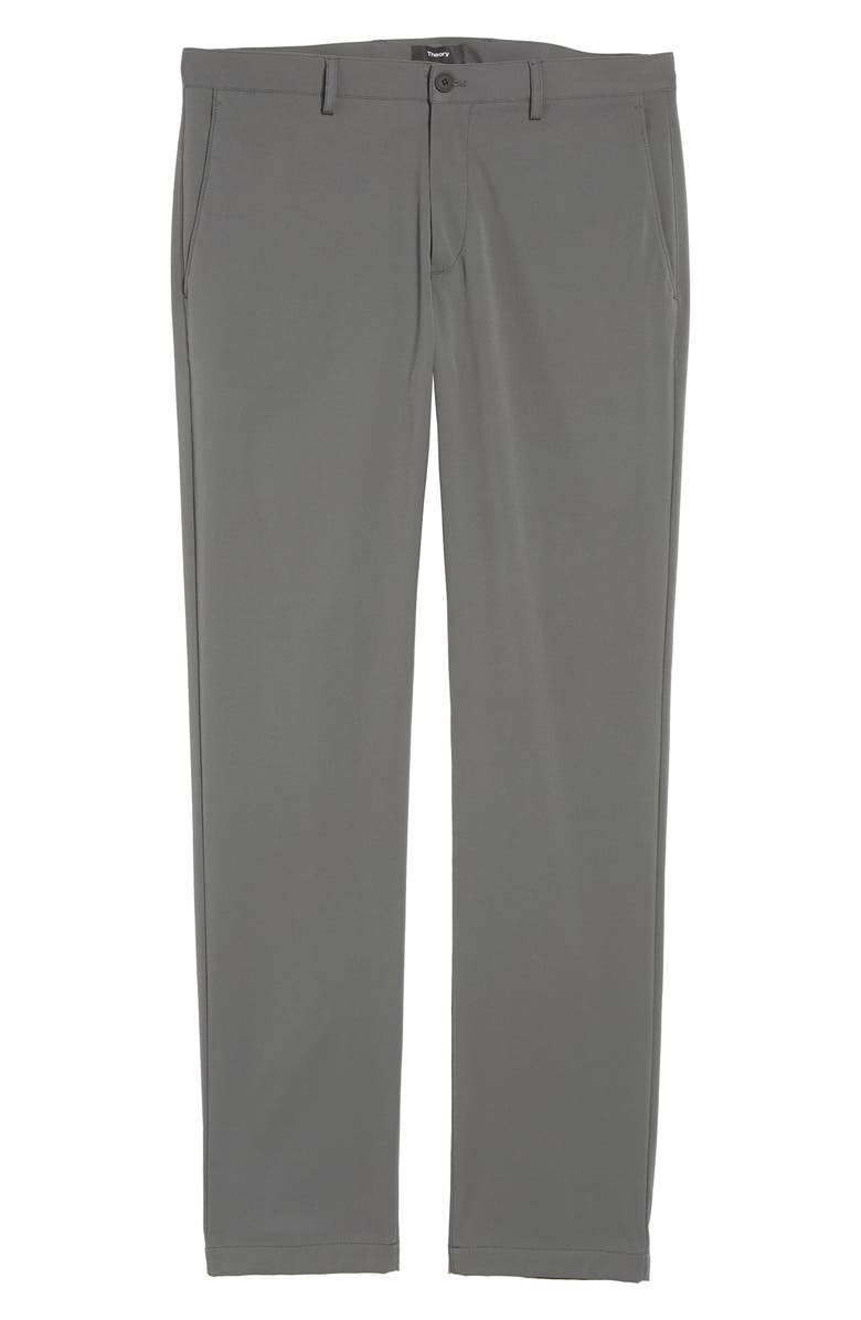 THEORY Zaine Neoteric Slim Fit Pants, Main, color, DARK GREY