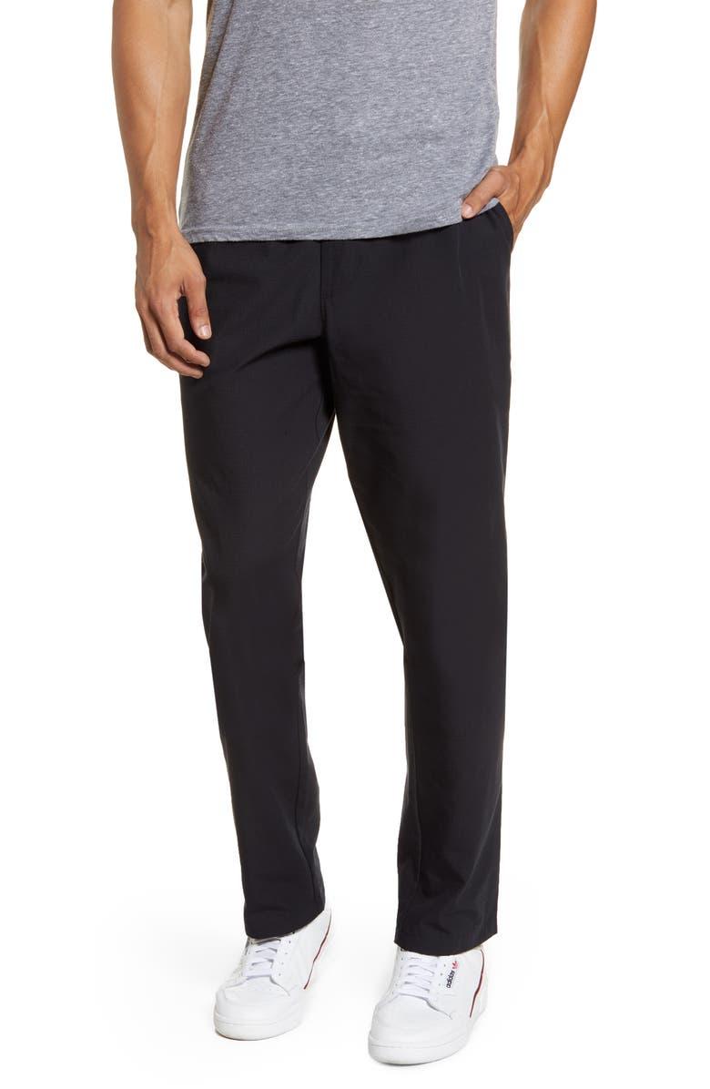 HERSCHEL SUPPLY CO. Ashland Pants, Main, color, BLACK
