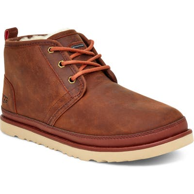 UGG Neumel Waterproof Chukka Boot, Brown