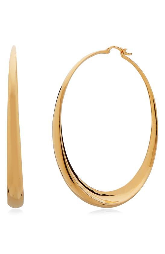 MONICA VINADER Earrings DEIA HOOP EARRINGS