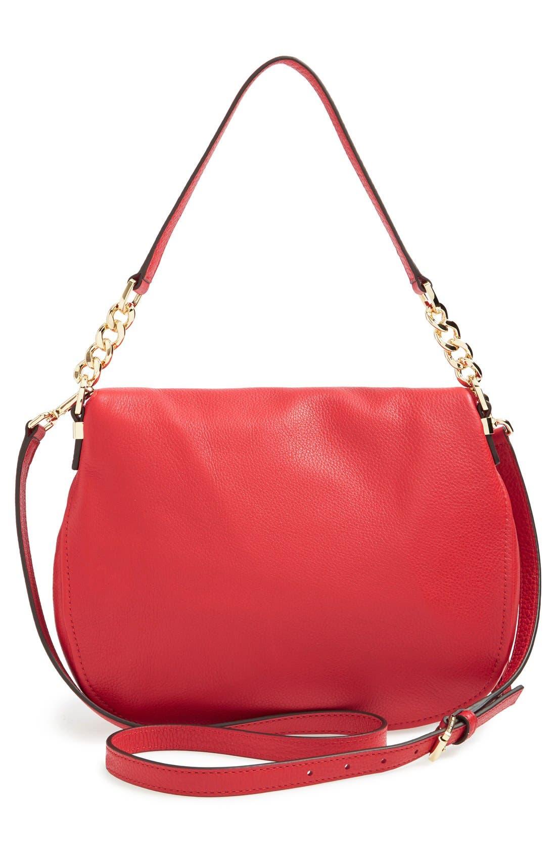 ,                             'Bedford Tassel - Medium' Convertible Leather Shoulder Bag,                             Alternate thumbnail 48, color,                             613