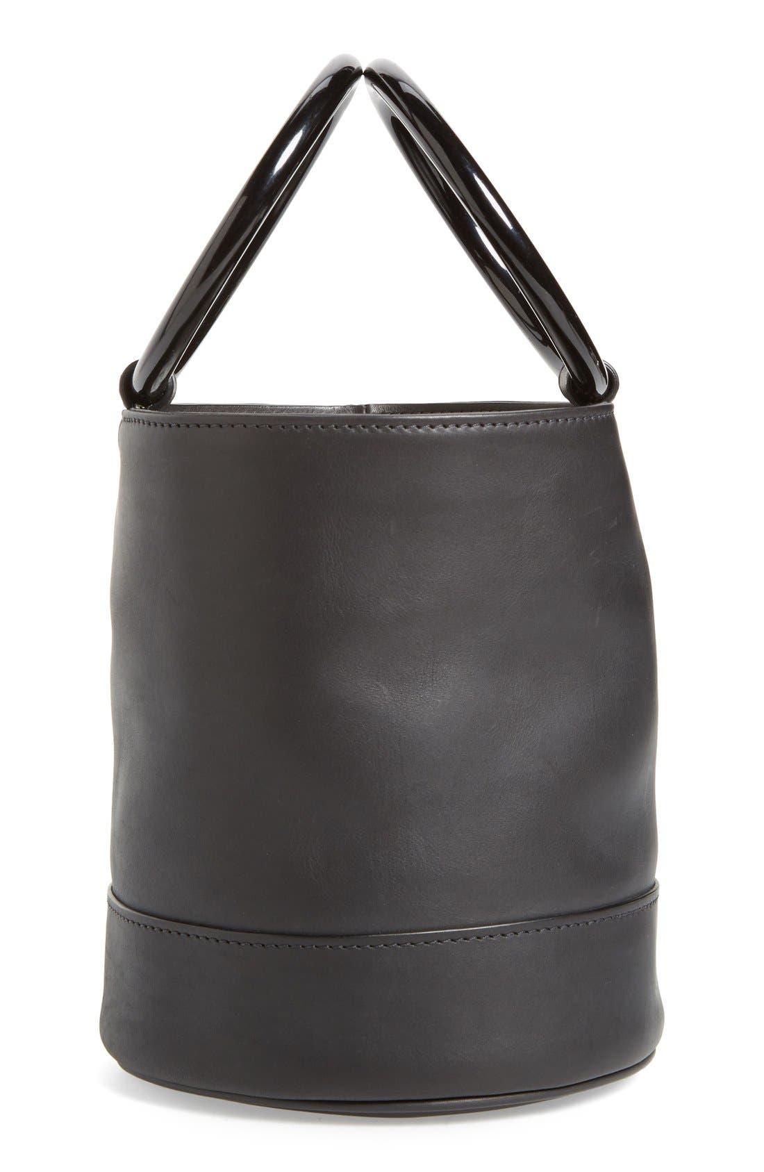 ,                             Bonsai 20 Crossbody Bucket Bag,                             Alternate thumbnail 4, color,                             001