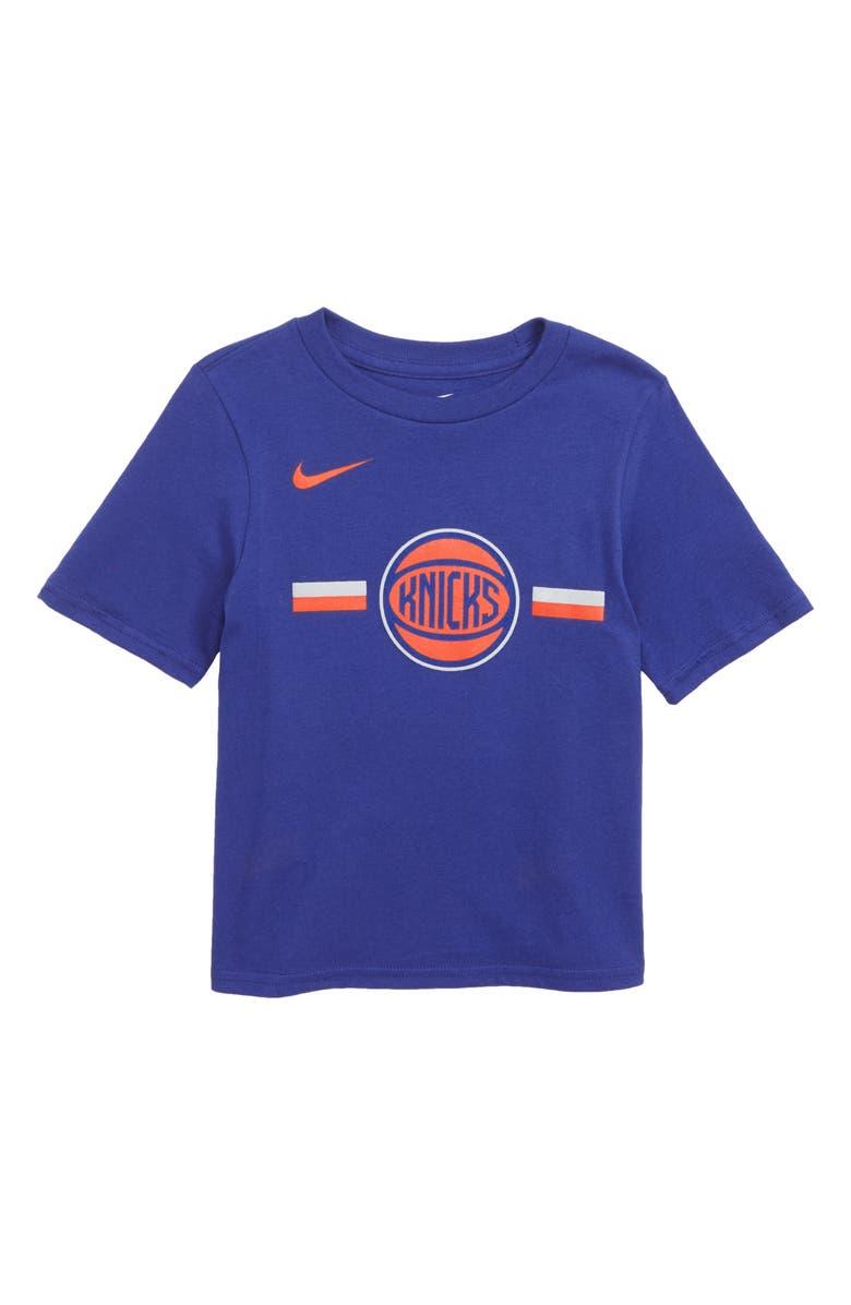 quality design ee382 c5694 Nike New York Knicks Dry T-Shirt (Toddler Boys)   Nordstrom