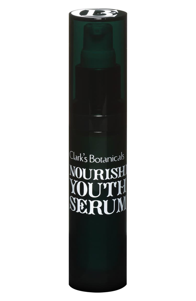 CLARK'S BOTANICALS SPACE.NK.apothecary Clark's Botanicals Nourishing Youth Serum, Main, color, NO COLOR