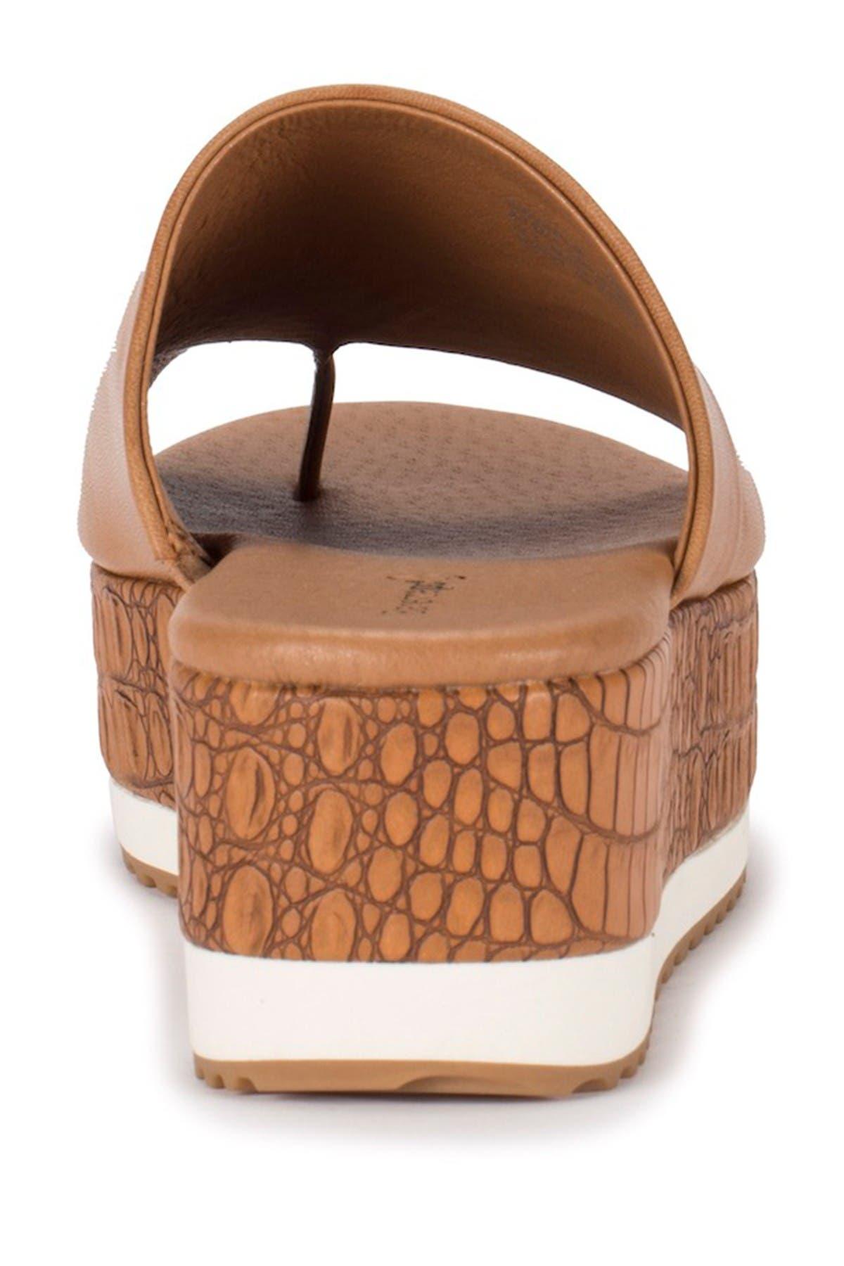 Image of BareTraps Waverlie Wedge Slide Sandal