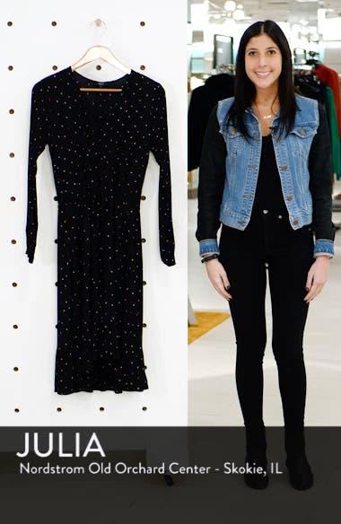 Jade High/Low Ruffle Hem Dress, sales video thumbnail