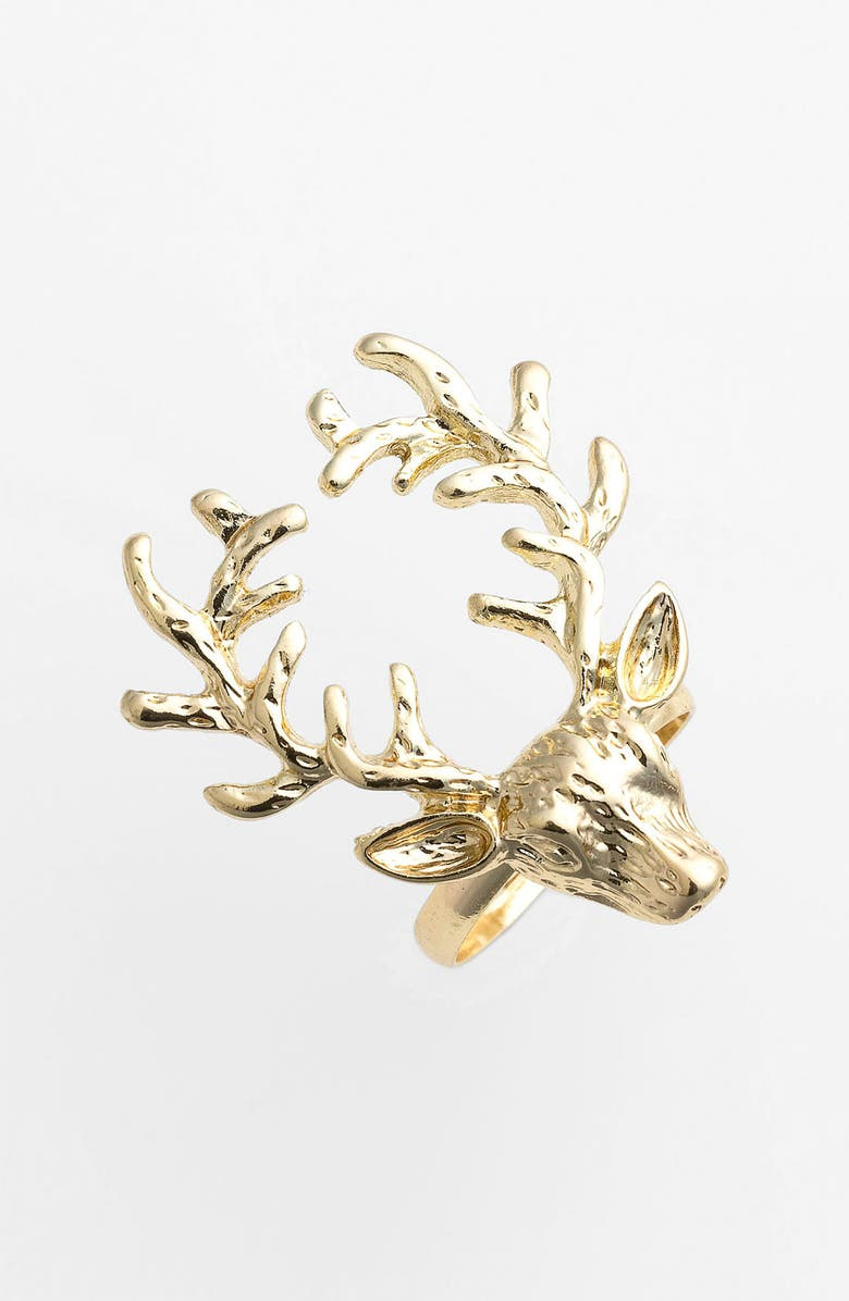 CAROLE Stag Ring, Main, color, 700