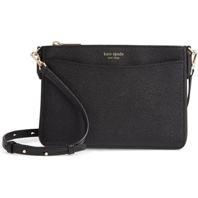 Kate Spade New York Margaux Medium Convertible Crossbody Bag - Black