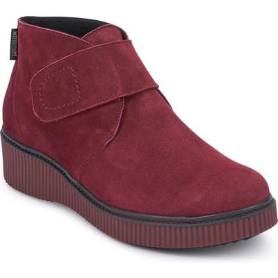 Mephisto Eleanor Bootie, Red