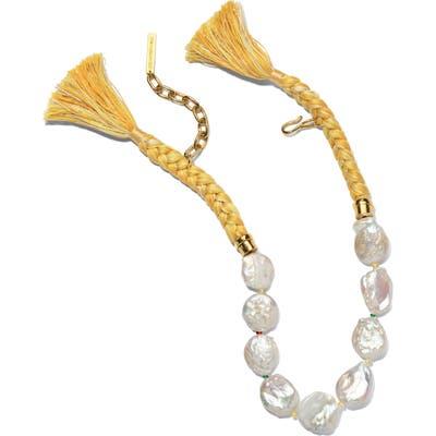 Lizzie Fortunato Corsica Collar Necklace