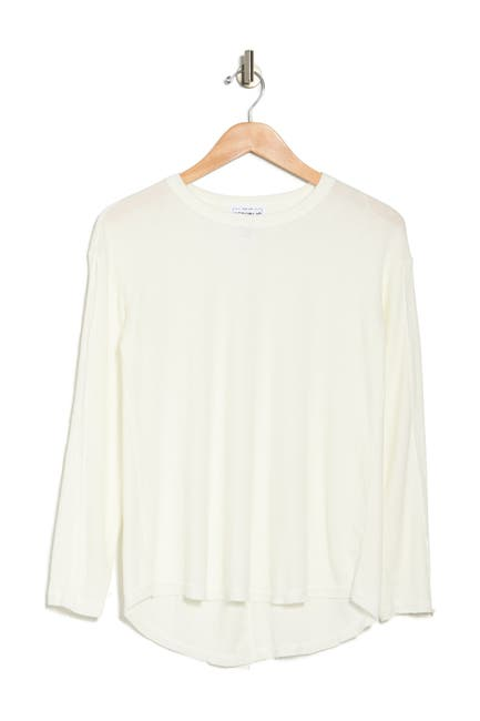 Image of FOR THE REPUBLIC Crew Neck Knit Top