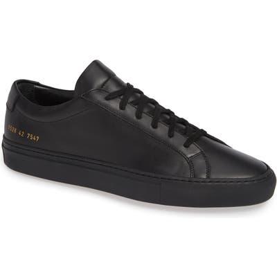 Common Projects Original Achilles Sneaker, Black