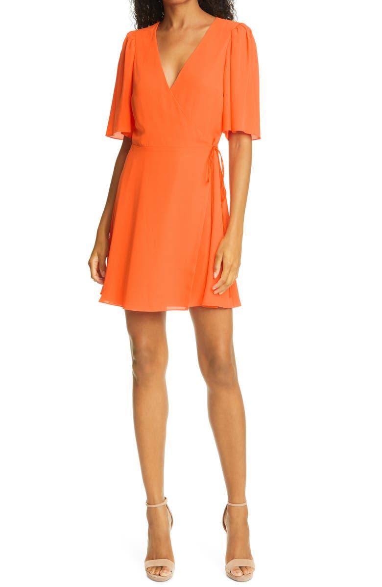 Sandra Wrap Dress