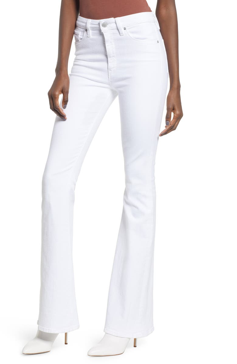 55b49e3535a Hudson Jeans Holly High Waist Flare Jeans | Nordstrom