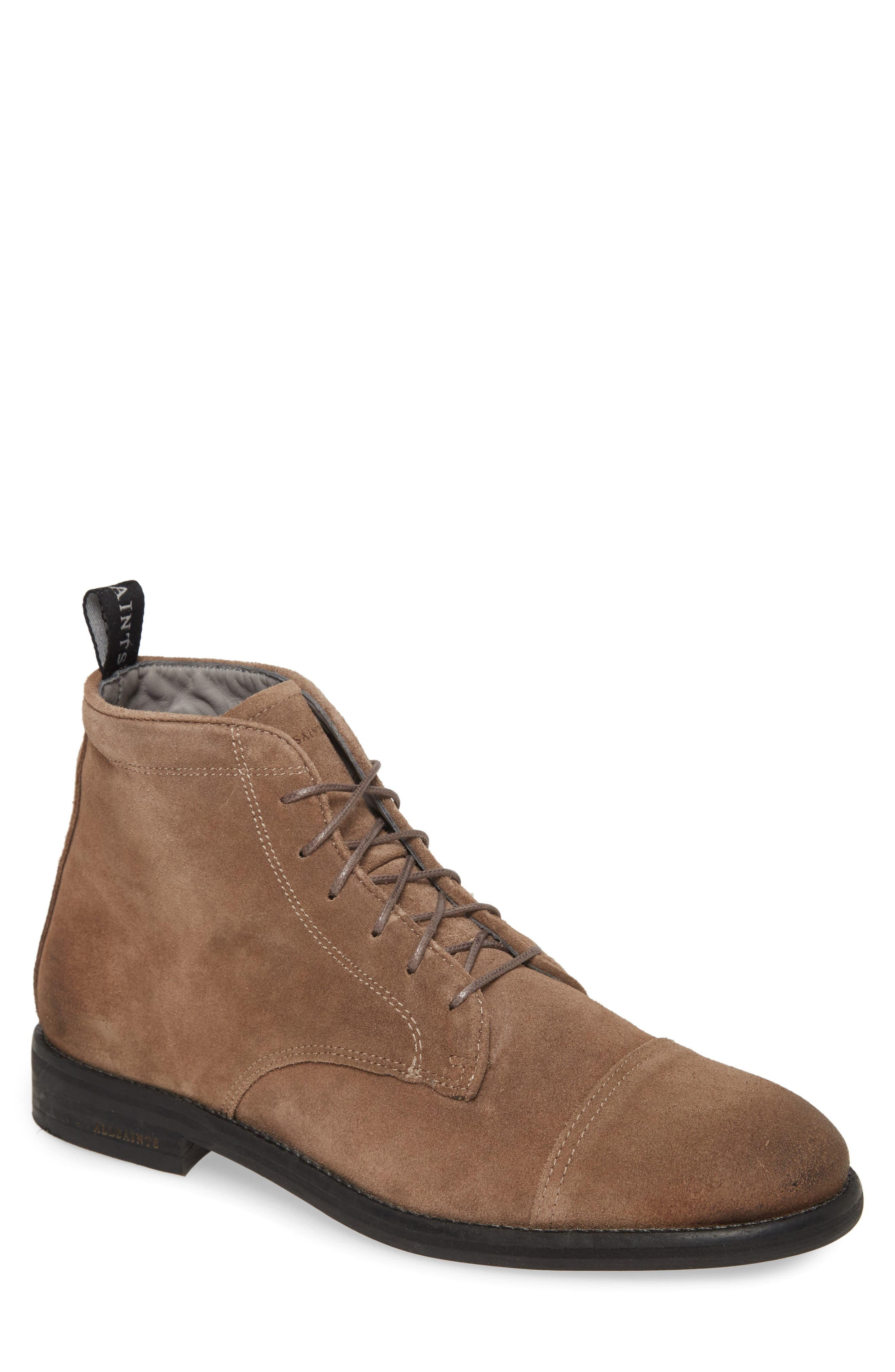 Harland Cap Toe Boot