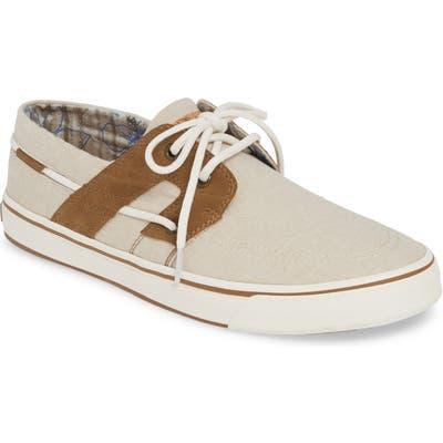 Tommy Bahama Stripe Breaker Sneaker, Ivory