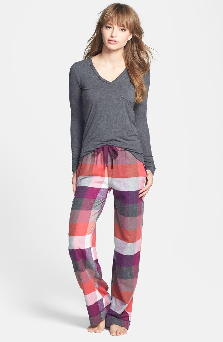 DKNY 'Winter Magic' Top & Pants, Main, color, 011