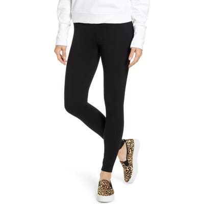 Plus Size Lysse Flattering Leggings, Black