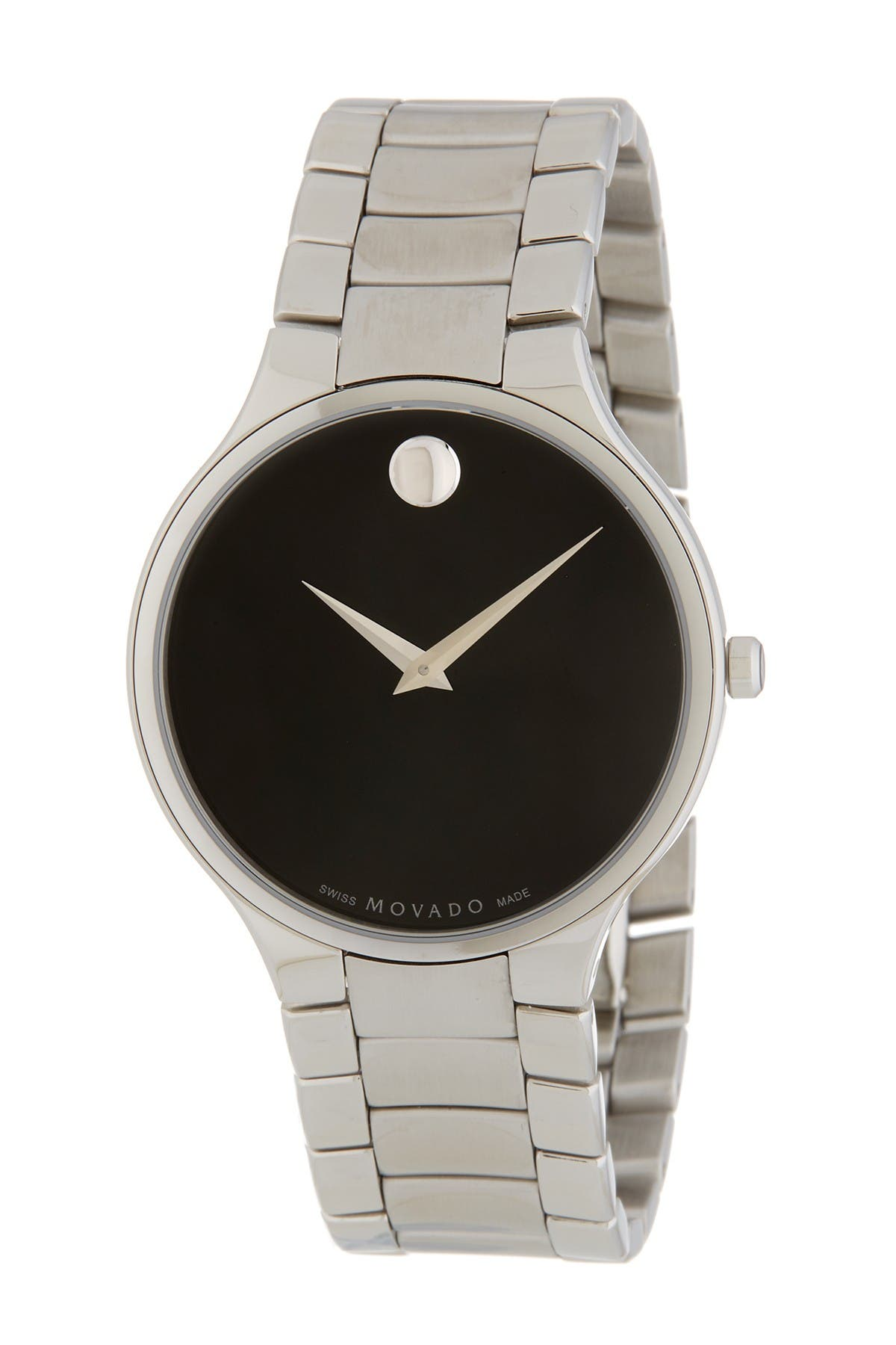 Image of Movado Men's Serio Bracelet Watch, 38mm