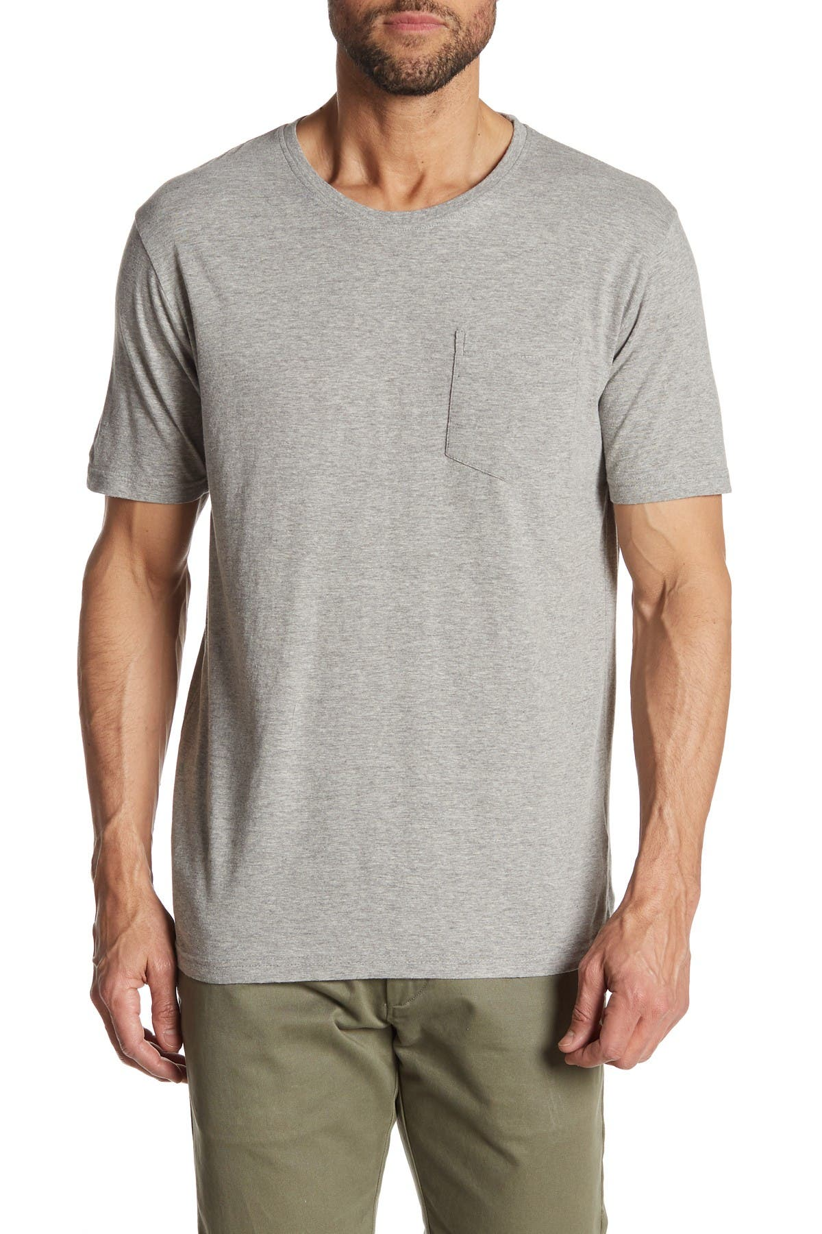 Image of COASTAORO Ventura Crew Neck T-Shirt