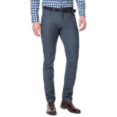 Rodd & Gunn Craigavon Straight Leg Jeans, Blue