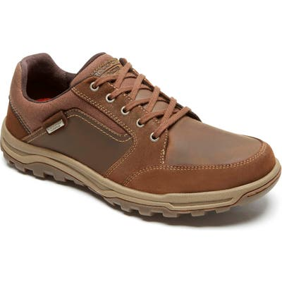 Rockport Harlee Waterproof Sneaker, Brown
