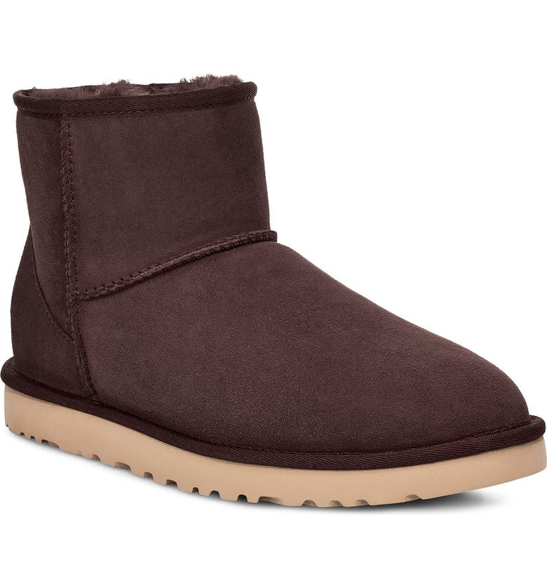 UGG<SUP>®</SUP> Classic Mini Boot, Main, color, STOUT