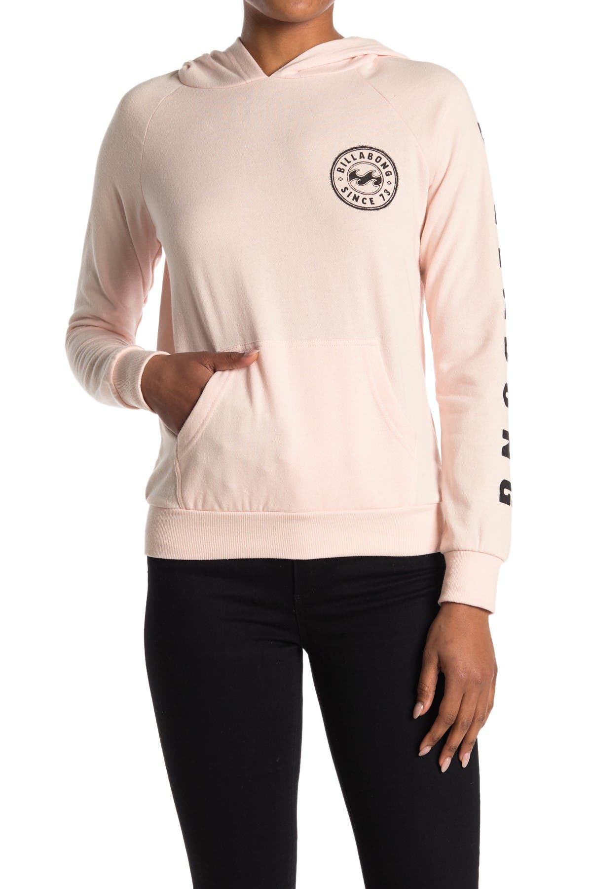Image of Billabong It's Alright Pullover Graphic Hoodie