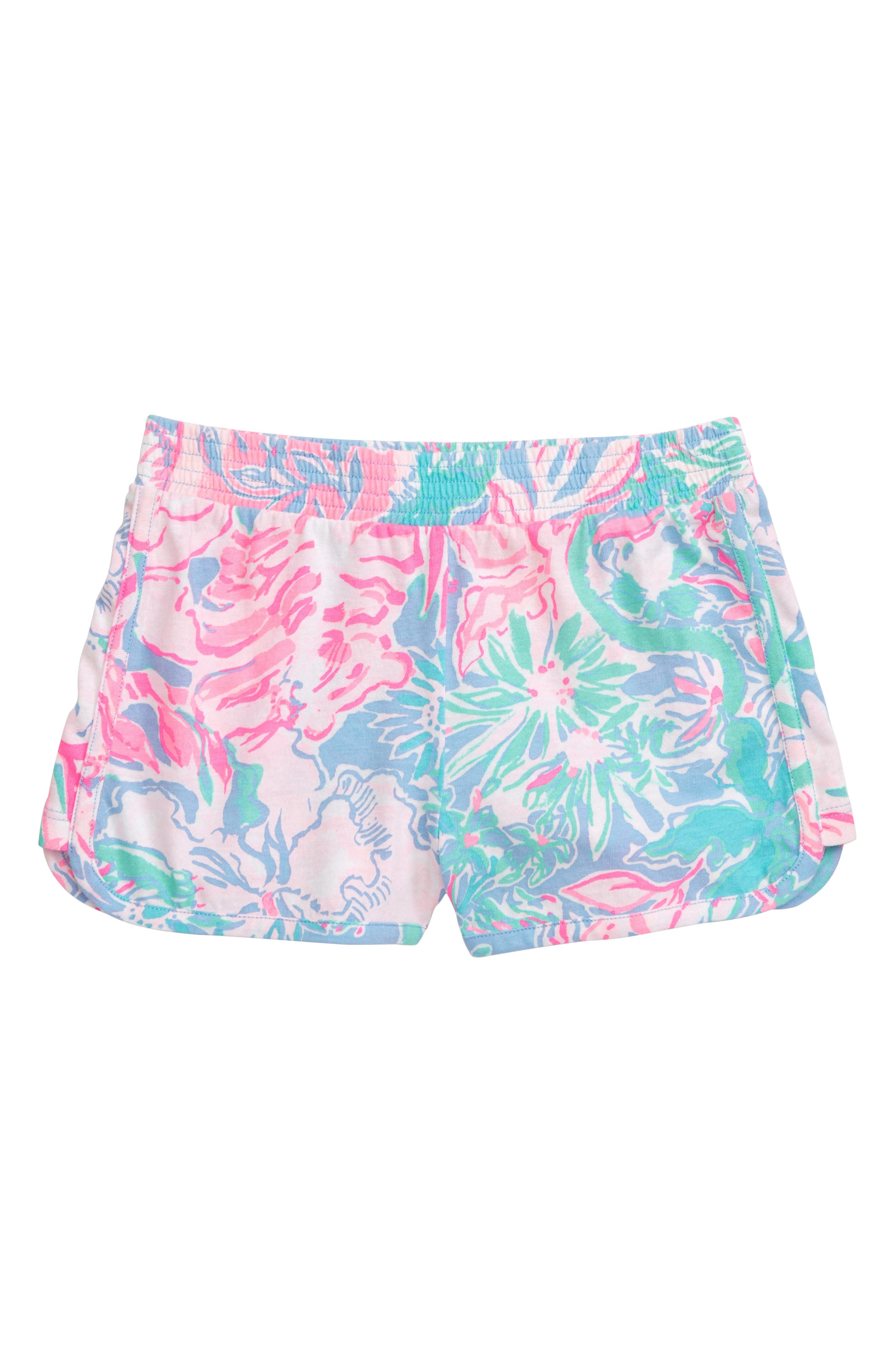 Toddler Girls Lilly Pulitzer Cecile Shorts Size XS (23T)  Blue
