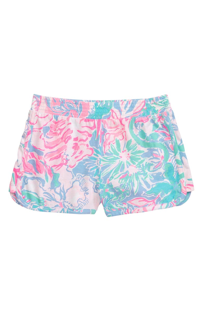 LILLY PULITZER<SUP>®</SUP> Lilly Pulitzer Cecile Shorts, Main, color, 469