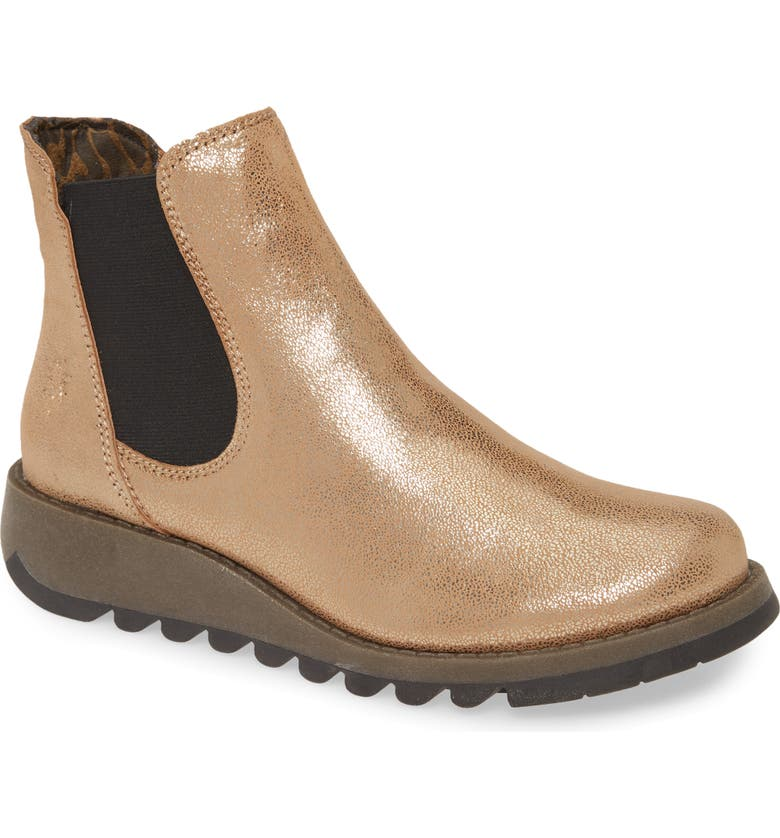 FLY LONDON 'Salv' Chelsea Boot, Main, color, LUNA LEATHER