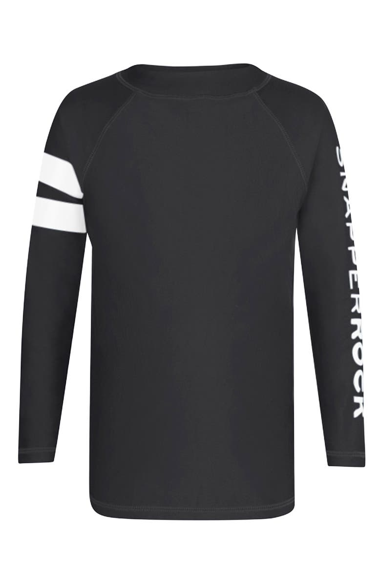 SNAPPER ROCK Long Sleeve Rashguard, Main, color, 022