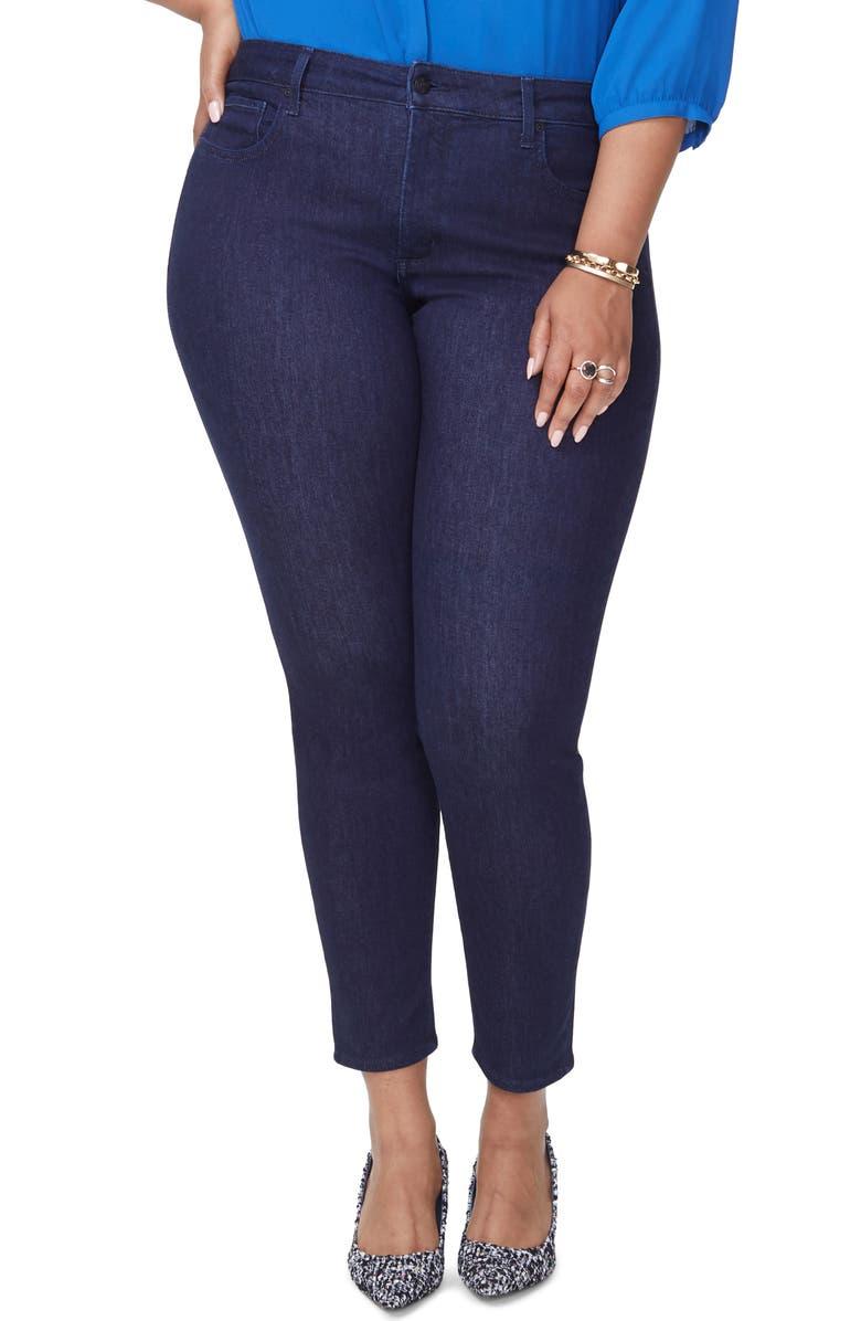 NYDJ Ami Stretch Skinny Jeans Cooper Plus Size