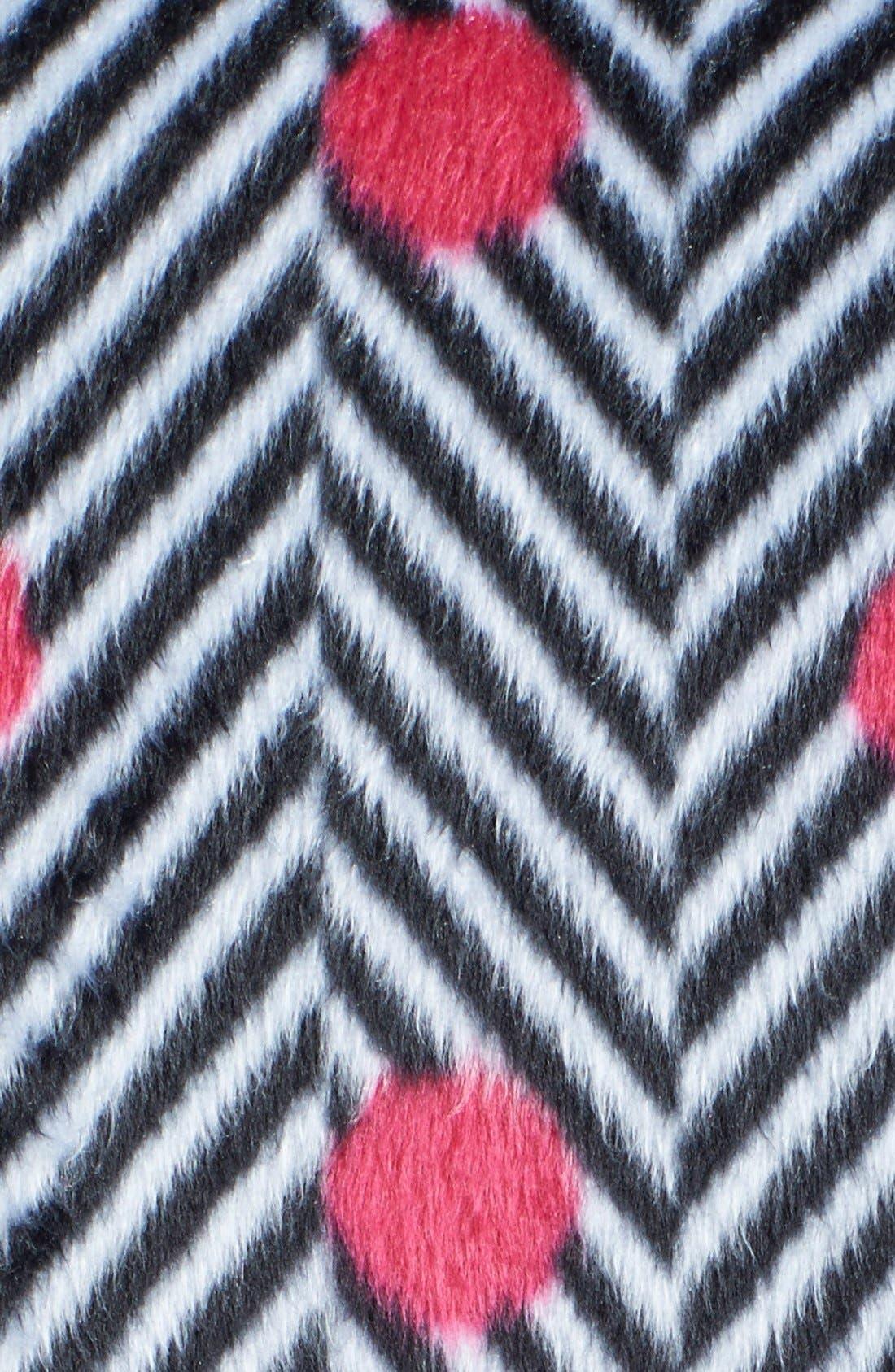 ,                             Long Sleeve Microfleece Pajamas,                             Alternate thumbnail 7, color,                             002