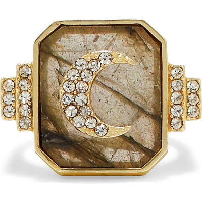 Sole Society Moon Ring