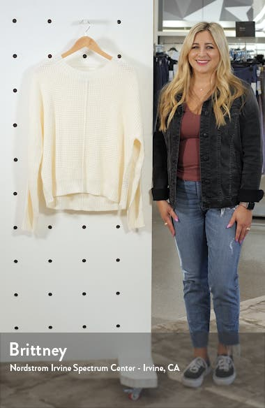 Sorry Not Sorry Chunky Knit Sweater, sales video thumbnail