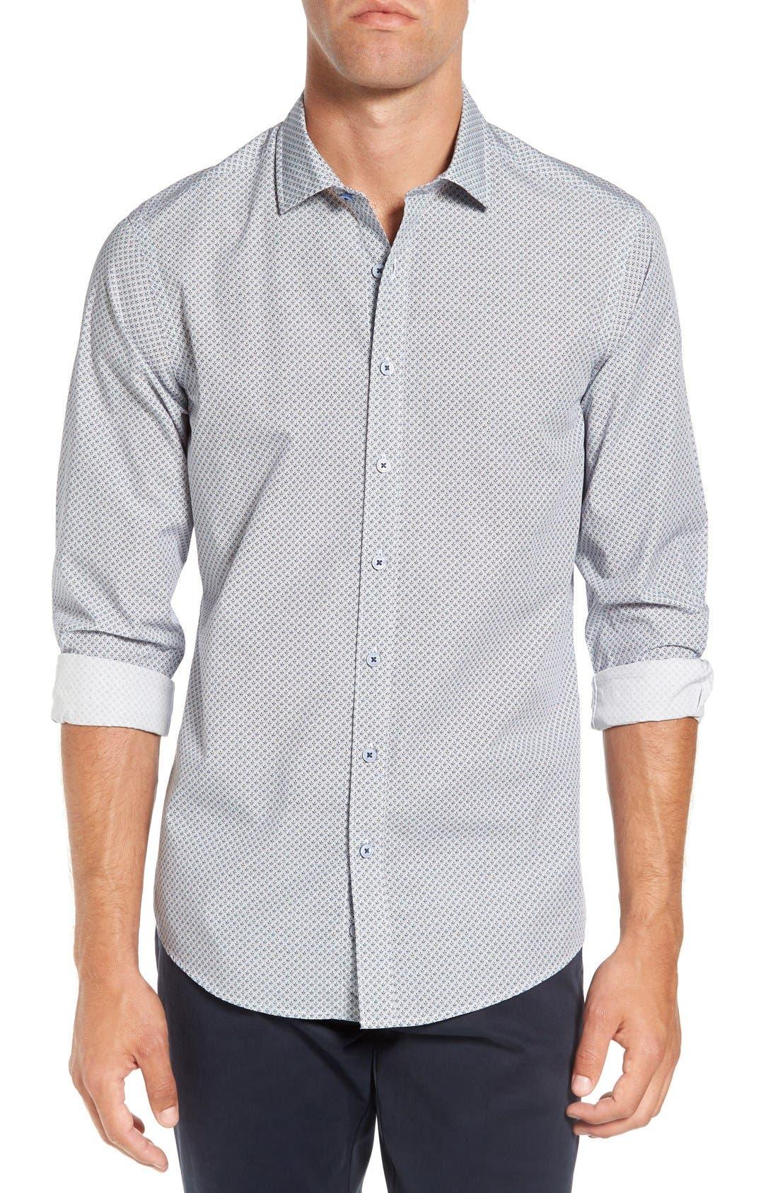 Image of RODD AND GUNN Chadlington Sports Fit Dress Shirt