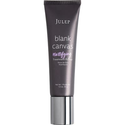 Julep(TM) Blank Canvas Mattifying Primer - No Color