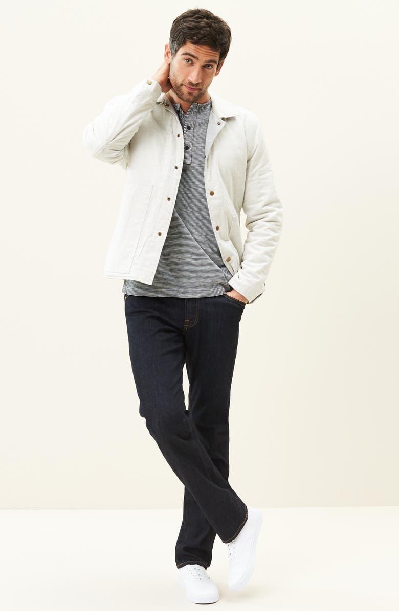 AG Graduate Slim Straight Leg Jeans, Main, color, JACK