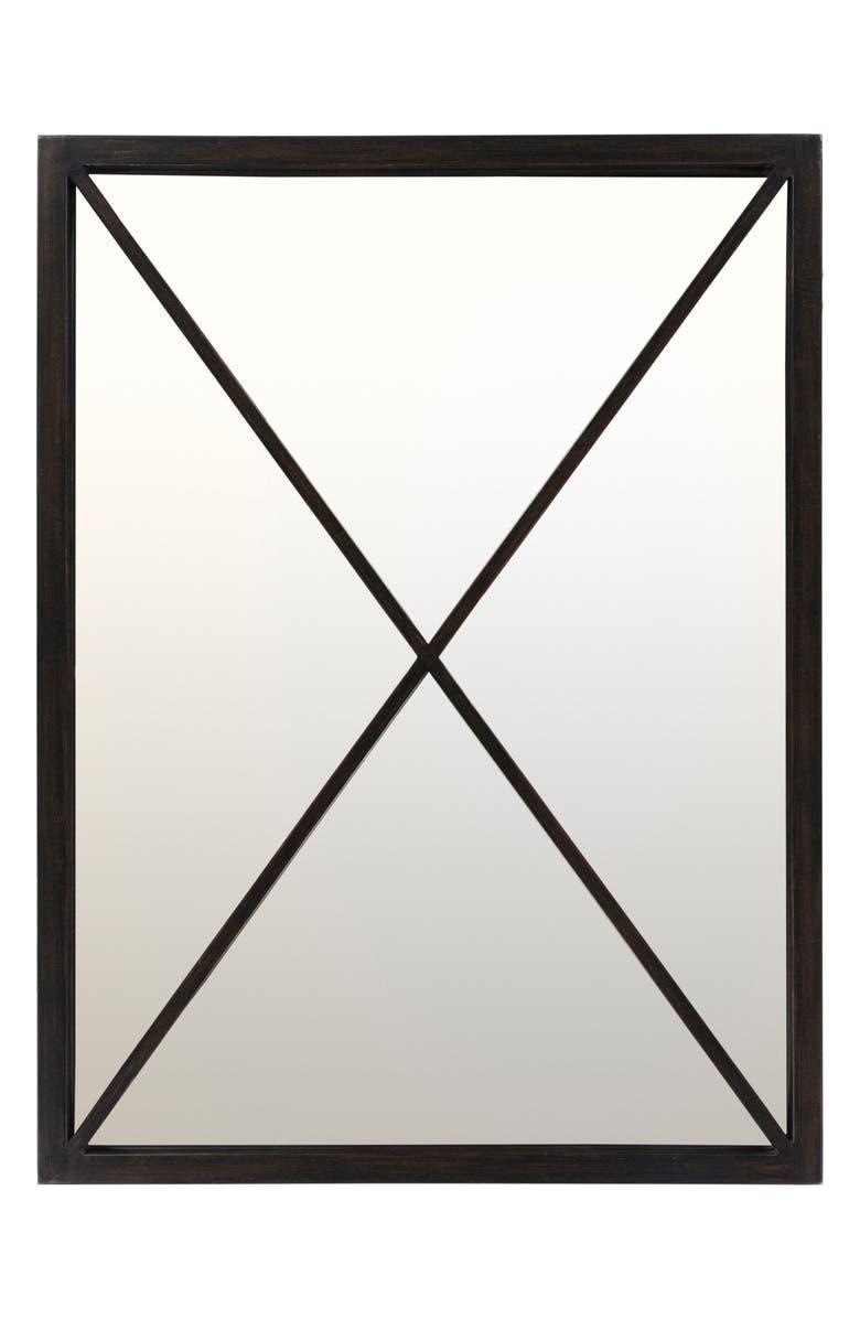 SURYA HOME Franklin Mirror, Main, color, SILVER