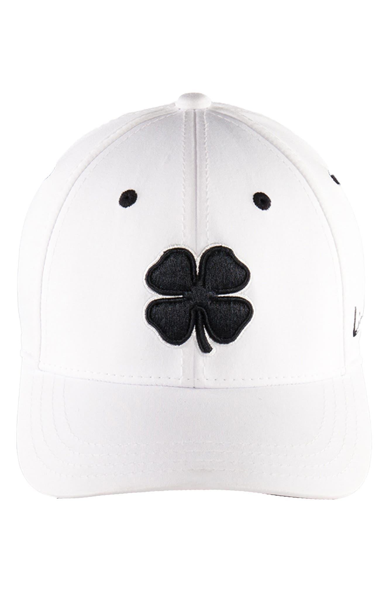 Premium Clover 1 Baseball Cap