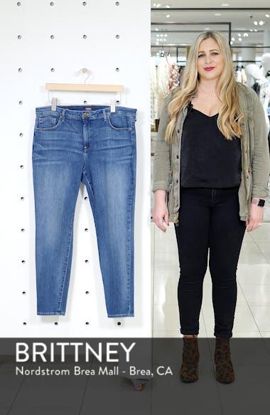 Ami High Waist Skinny Jeans, sales video thumbnail