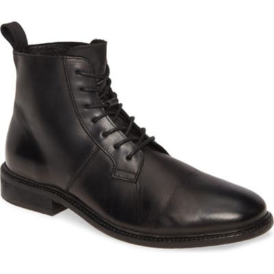 Allsaints Leven Mid Lace-Up Boot, Black