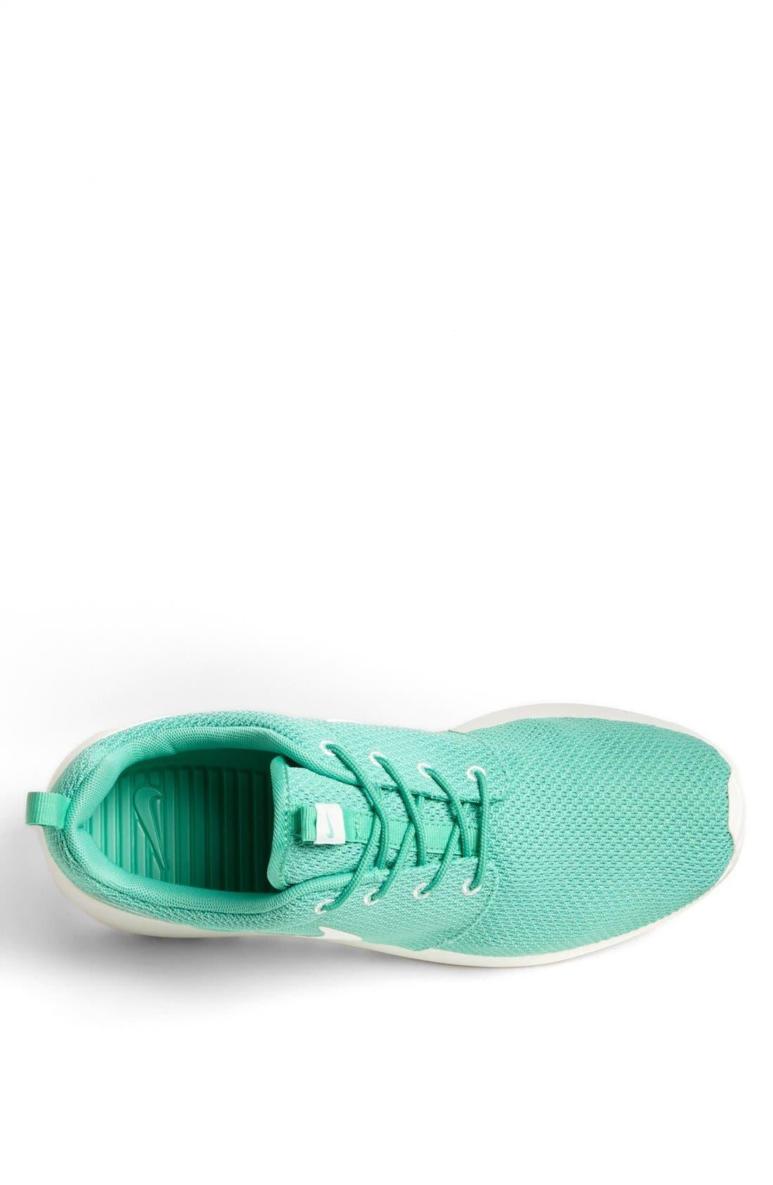 ,                             'Roshe Run' Sneaker,                             Alternate thumbnail 90, color,                             310