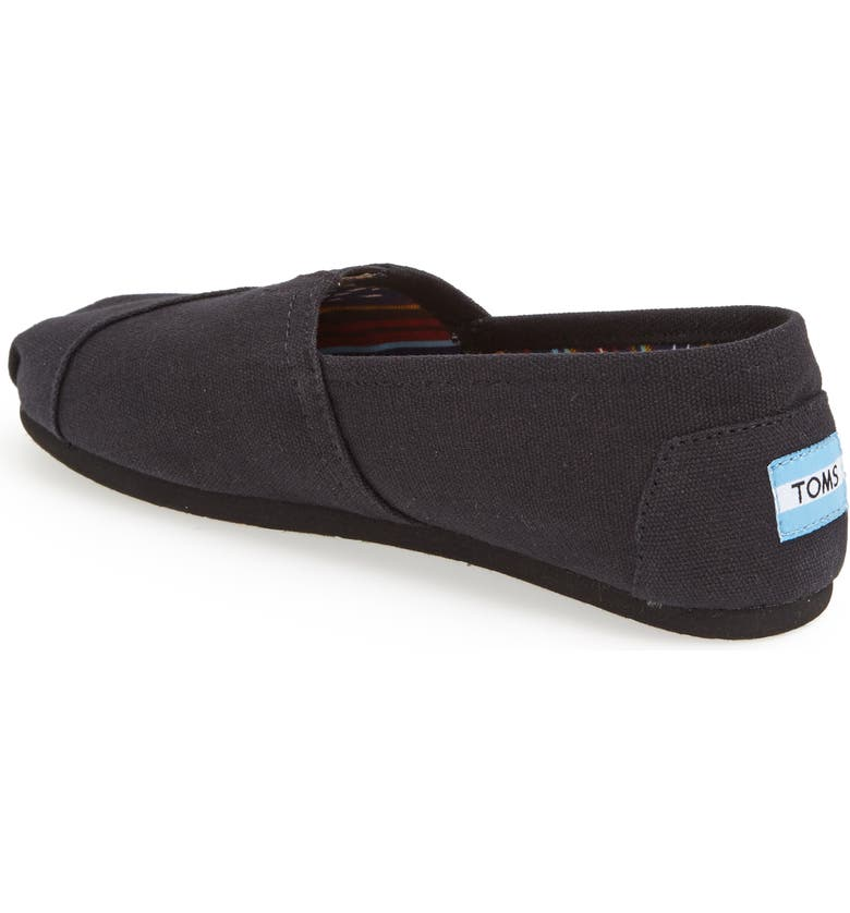 e3e95b20 Classic Canvas Slip-On
