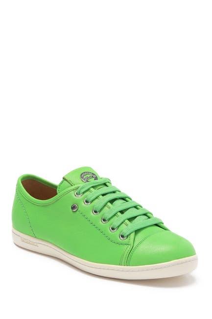Image of LONGCHAMP Le Pliage Leather Sneaker