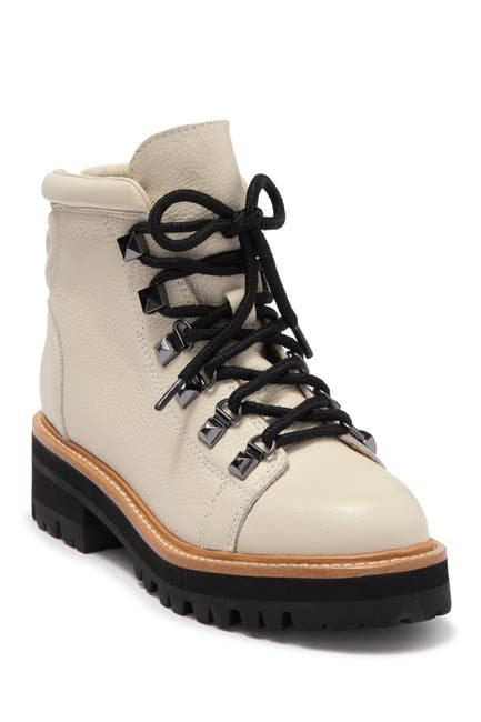 Image of Marc Fisher LTD Issy Leather Hiker Boot