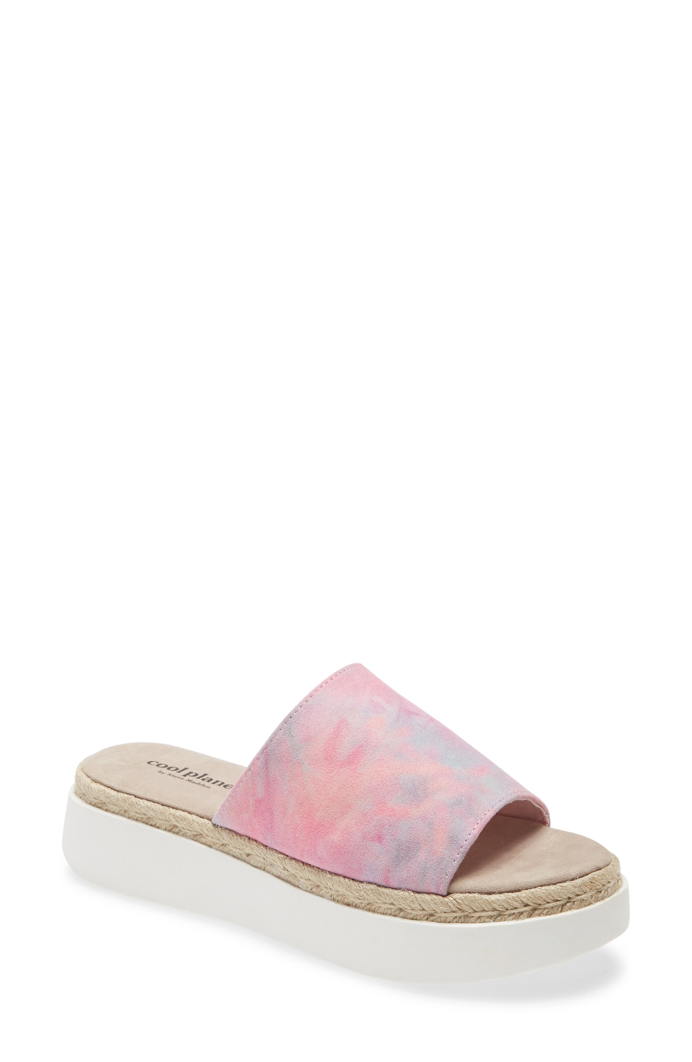 Juniper Platform Slide Sandal